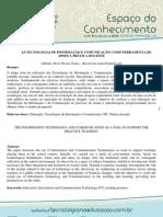 AS TECNOLOGIAS DE INFORMAÇÃO E COMUNICAÇÃO COMO FERRAMENTA D (2)