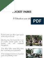 Pocket Parks