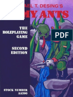 Army Ants Second Edition