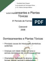 SEMINÁRIO DE TOXICOLOGIA