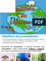 equilibbrio ecosistema