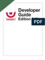 Target Store Development Guide v. 2.13