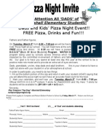 marshall pizza night invite 2013