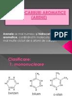 HIDROCARBURI AROMATICE (ARENE)