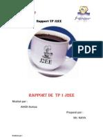Rapport de Tp 1 J2EE