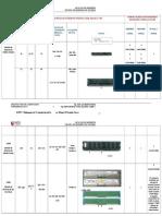 6.3. Resumen de Clasificación de Memorias RAM