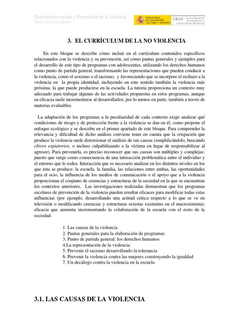 Arendt Hannah El Curriculum de La Violencia