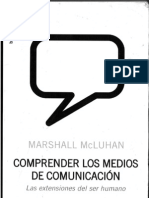 McLuhan -La Radio, El Tambor de La Tribu
