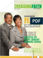 EIF Magazine Spring 2008 - faithdome.org