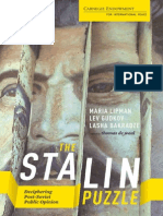 The Stalin Puzzle
