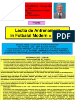 Lectia de Antrenament-16.07.2007