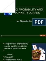 Mr. Cruz 11-2 Probability and Punnet Squares