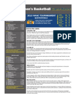 Siena Heights University women's basketball game notes vs. Indiana Tech