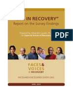 Life in Recovery Survey