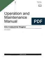 Cat 4.4 Operation Manual