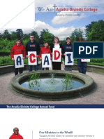 ADC Annual Fund Brochure