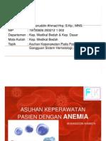 Pkb 116 Slide Anemia