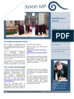 chris finlayson april newsletter issue 3