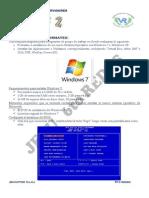 Instalacion Windows 7 Laboratorio Vr