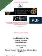 Crash Crime Zone 9 Training Manual.es