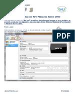 Instalacion Windows Xp & Server 2003 en Maquinas Virtuales