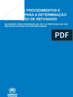 Manual de Procedimentos e Criterios Para a Determinacao Da Condicao de Refugiado