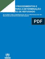 Manual de Procedimentos e Criterios Para a Determinacao Da Condicao de Refugiado