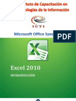 Excel 2010 Basico
