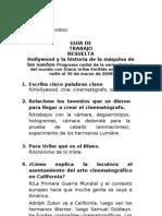 guia la maquina de sueños- programa D Uribe