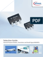 Infineon - Selection Guide - General Purpose Diodes