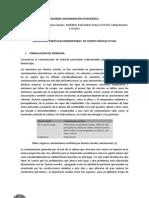 INFORME CONTAMINACIÓN ATMOSFÉRICA muestreo cr 9 con 116