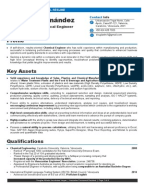 Engineering CV template  engineer  manufacturing  resume  industry     Iowa State University s College of Engineering Gas Engineer Cover Letter Example Icoverorguk