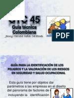 Gtc 45