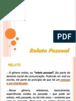 Aula de Redacao - Relato Pessoal186201116237