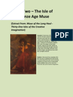 Isle of the Bronze Age Muse (from 'Muse of the Long Haul)