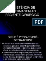 ASSISTÃ-NCIA DE ENFERMAGEM AO PACIENTE CIRURGICO OK