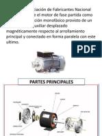Motor Fase Partida