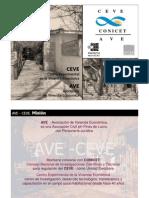 CEVE Centro Experimental de La Vivienda Economica y AVE Asociacion de Vivienda Economica