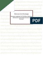 Historia de la sicologia Ber. Resumen Capítulos 5 al 9