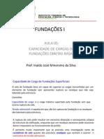 FUNDAÇÕES I_AULA05_Cap_carga_Met_Teoricos