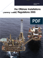 A Guide to the Offshore Installations (Safety Case) Regulations 2005