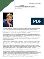 Entrevista a Julia Kristeva La Nación