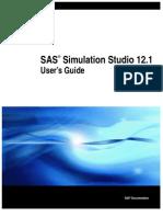 SAS Simulation Studio
