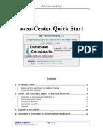 Med Center QuickStart