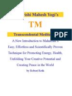 TM-Book Robert Roth