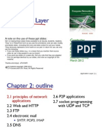 Ch02 Application Layer Rev 08032013