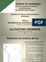 Cultura Chorrera (Copia en Conflicto de Eduardo Carbo)