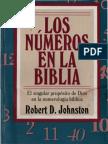 Robert D. Johnston - Los Numeros en La Biblia