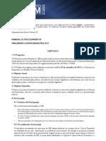Manual de Procedimentos PJB 2013