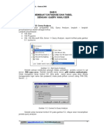 Bab 5 Membuata DB Dan Table Dgn Query Analyzer